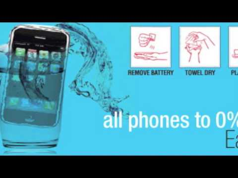 DRY-ALL – Wet Smartphone Emergency Kit