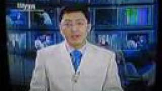 Mongol Rally 2006 - Mongolian TV piece