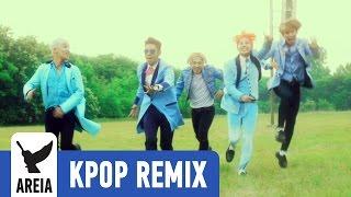 Big Bang - Sober | Areia Kpop Remix #217