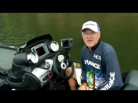 Lowrance DSI DownScan Imaging with Barry Stokes