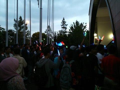 [Fancam] 02112013 JKT48 Bandung - Encore JKT48 Geulis