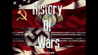 Вторая Мировая Война за 6,5 минут (История показана со стороны СССР)