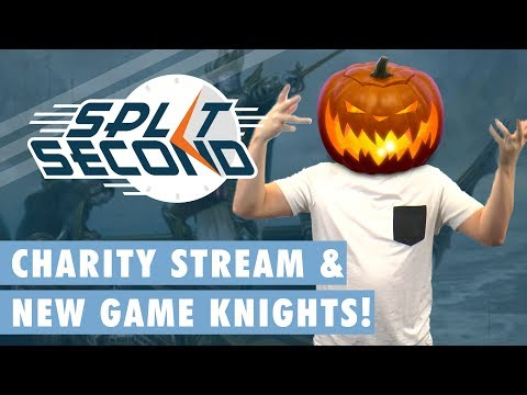 Extra Life Charity Stream & New Game Knights! - Split Second - MTG News