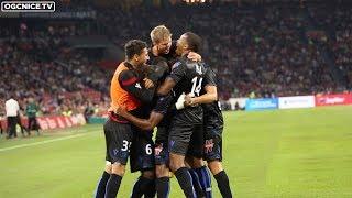 Ajax 2-2 Nice : le but de la qualif' - OGC Nice TV