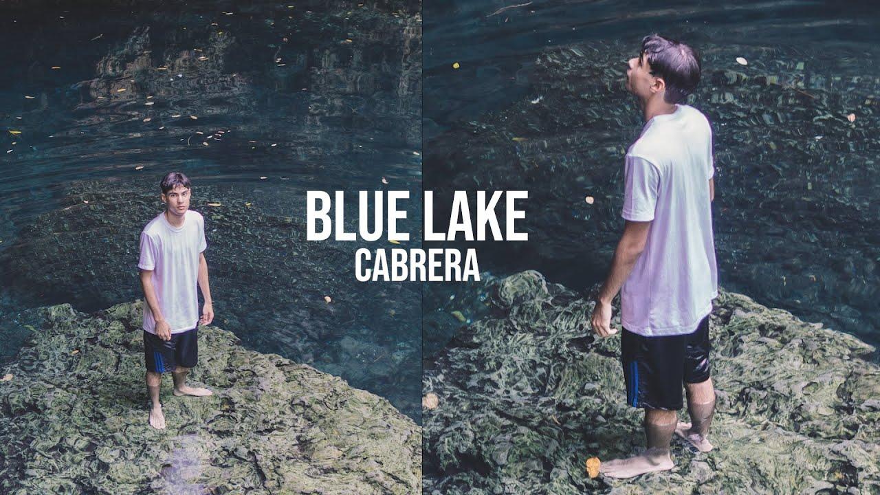 Visitando este Increíble Lago Azul | Laguna Dudú- Blue Lake