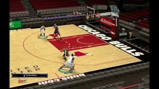 [EXBC] NBA2K14 tutorial ANKLE BREAKER PENETRATION