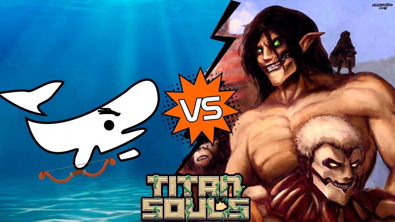 Ballena VS Titanes || Titan Souls