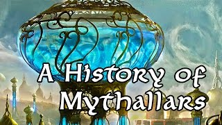 A History of Mythallars - Forgotten Realms Lore