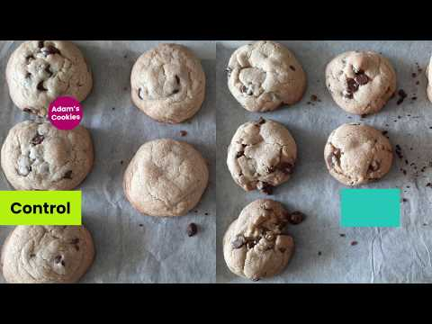 Science at Home   Cookie Chemistry - Grade 9