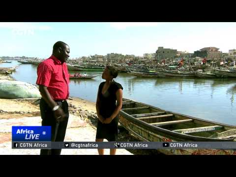 Rising sea waters sweep away homes in Senegal's St Louis, solutions being sought