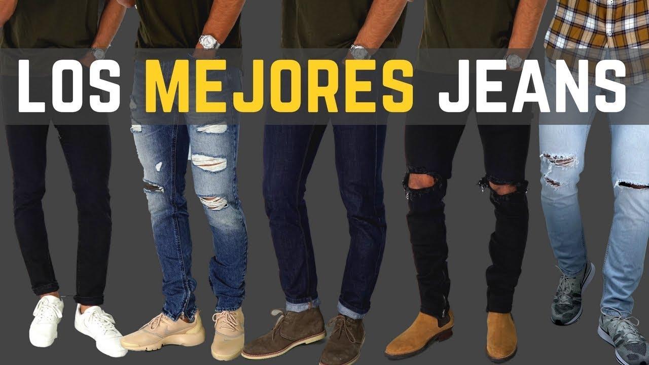 Los Mejores Jeans Baratos Para Hombres Youtube