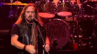 Lynyrd Skynyrd - Don't Ask Me No Questions (Live)