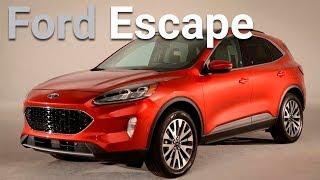 Ford Escape 2020, conoce todo lo que ofrece la nueva generación | Autocosmos Video