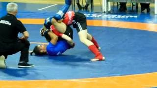 2016 uww world pankration championships