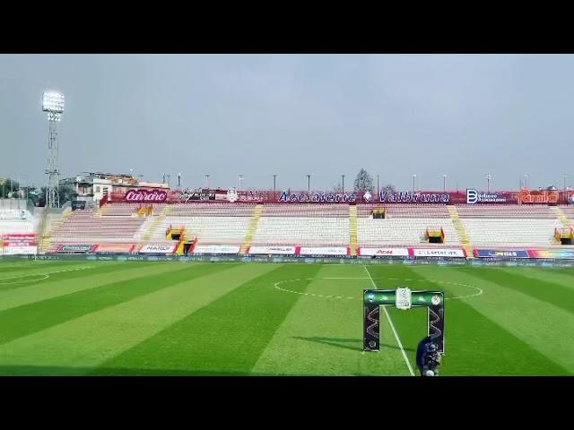 CALCIO - Stadio Romeo Menti: aspettando il ritorno dei tifosi