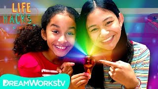 Rad Rainbow Hacks | LIFE HACKS FOR KIDS