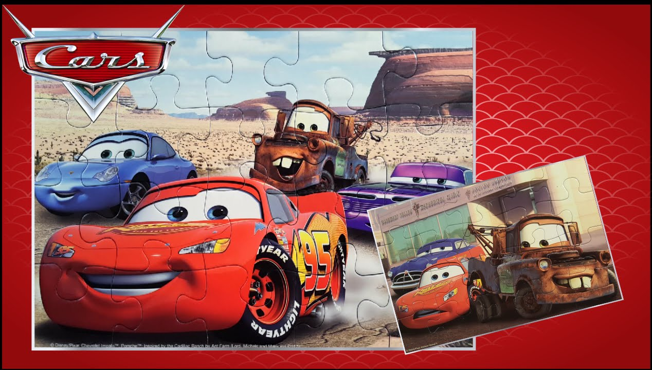Cars Two Games Disney