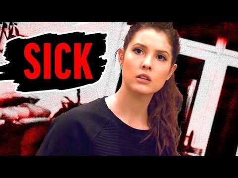 SICK ft. Amanda Cerny, Johannes Bartl | Epic Scary Horror Parody | Funny Sketch Videos 2018