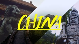 Travelling CHINA | Cinematic Travel Video
