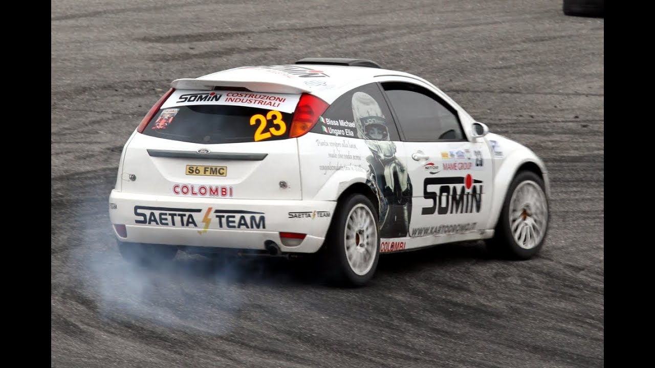 Ford Focus WRC special  Rally Franciacorta 2014  YouTube