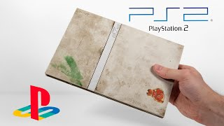 I restored this $7 Jขnk Playstation 2 Slim - Retro Console Restoration & Repair