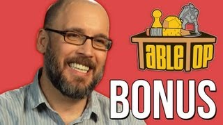 Ed Brubaker extended interview from Pandemic - TableTop ep. 14