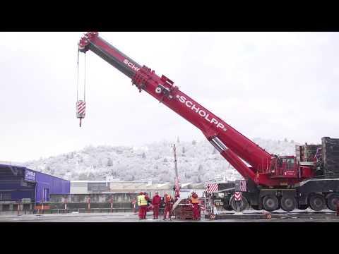 Heizkraftwerk Stuttgart-Gaisburg: Einbau Gasturbine