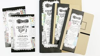 Ranger Dylusions Creative Dyary | Tagebuch & Art Journal