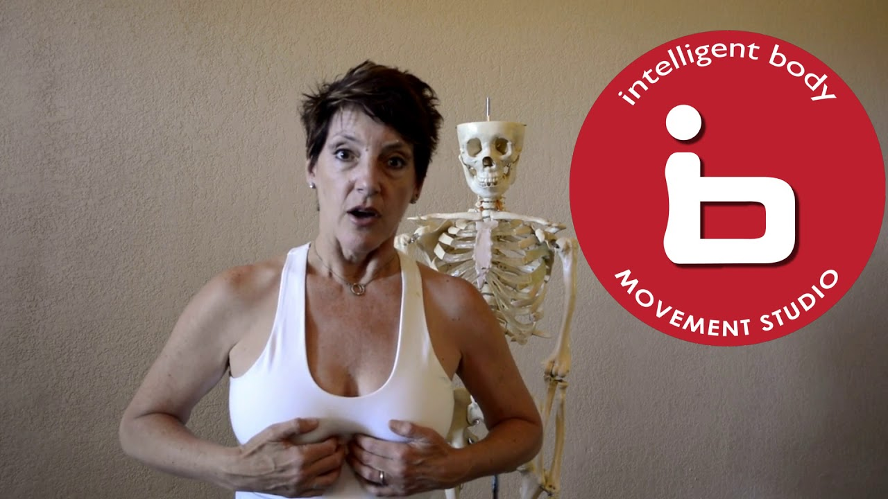 Xiphoid Process And Breathing Youtube