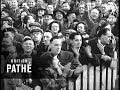 Fa Cup 5th Round Manchester United V Arsenal 1951