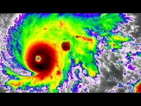Extreme weather strikes around the world