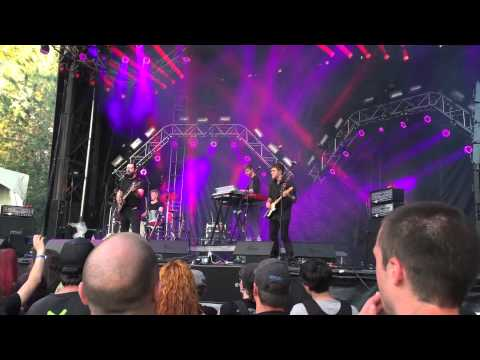 """IHSAHN """"My Heart Is Of The North"""" New Song at Heavy Montreal 