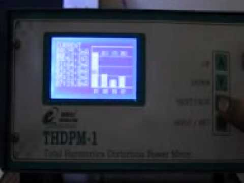 Introduction of THDPM-1 (Total Harmonic Distortion Power Meter)