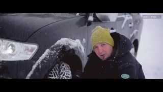 «Школа внедорожной езды». Как ездить по глубокому снегу