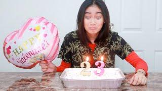 23rd birthday vlog *lonely af*