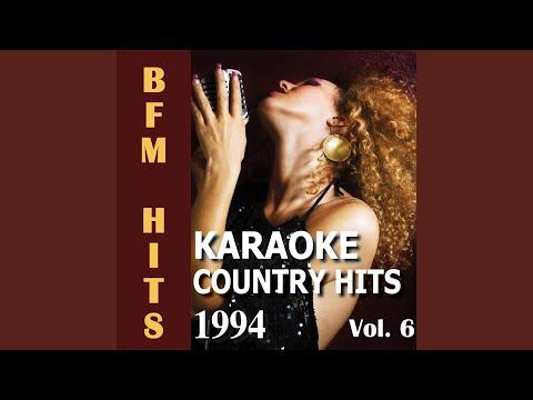 Jukebox Junkie (Originally Performed by Ken Mellons) (Karaoke Version)