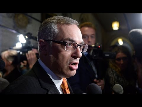 Tony Clement drops out of Conservative Party leadership race