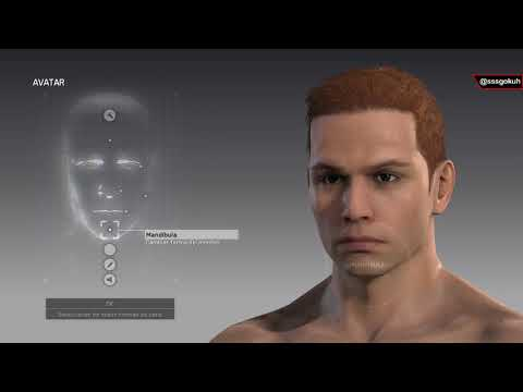 METAL GEAR SURVIVE [BETA] CREATING CHARACTER