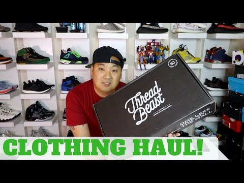 HOW DID THEY DO? THREADBEAST SUBSCRIPTION STREETWEAR UNBOXING!