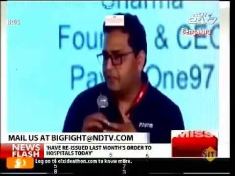 Global Mobile Internet Conference 2015 Bangalore - NDTV 24x7