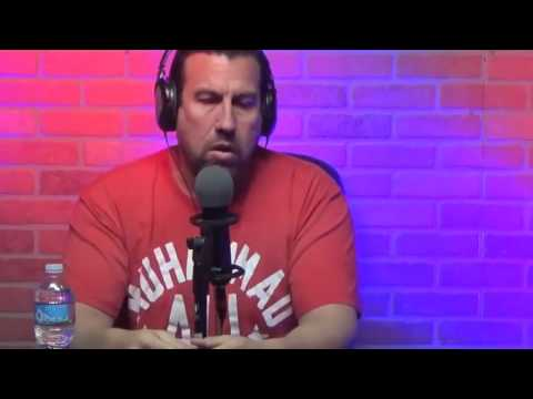 Big John McCarthy Tells Joey Diaz What He Looks for During a Fight