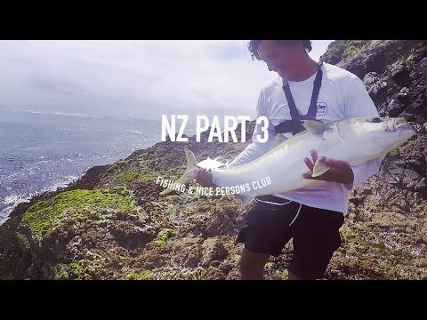 Journey To The Top Of New Zealand For Monster King Fish
