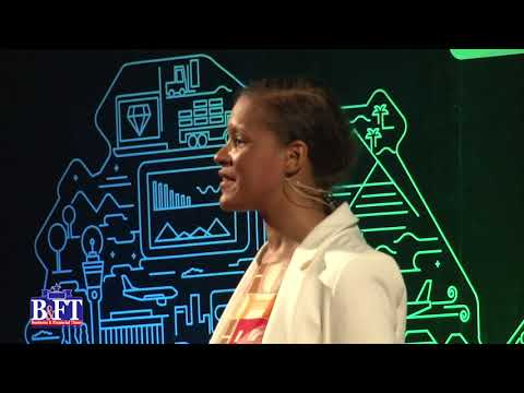 Dreaming More to Develop More | YASMIN KUMI| Africa Dialogues