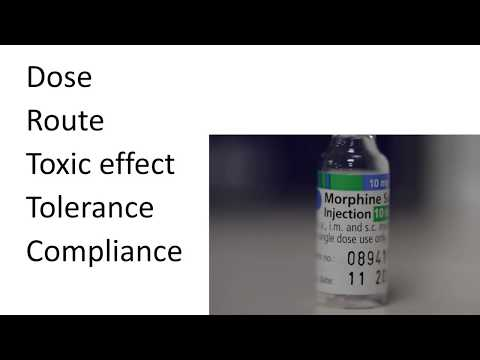 Applied Pharmacology 6, Adverse drug reactions