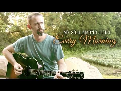 My Soul Among Lions // Psalm 5 (Acoustic Demo)