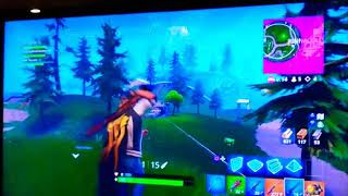 Hacker uses weapon never released in fortnite