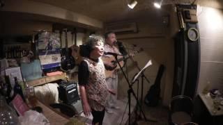 難民カシーダ 7夜 #1 @ 焼酎場ぁ~くんちゃん ジャスティス/ハマケン/Guelb er Richat ensemble on 07-27-2017 thumbnail