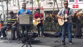 lagu zaman-Caliph buskers cover Dato S.M Salim,mantap