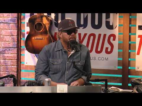 "Toby Keith Tells How Clint Eastwood Inspired His New Song ""Don't Let The Old Man In"" Mp3"