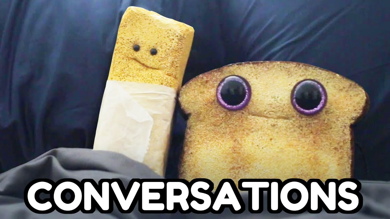 Conversations Every Couple Has • Butter & Toast